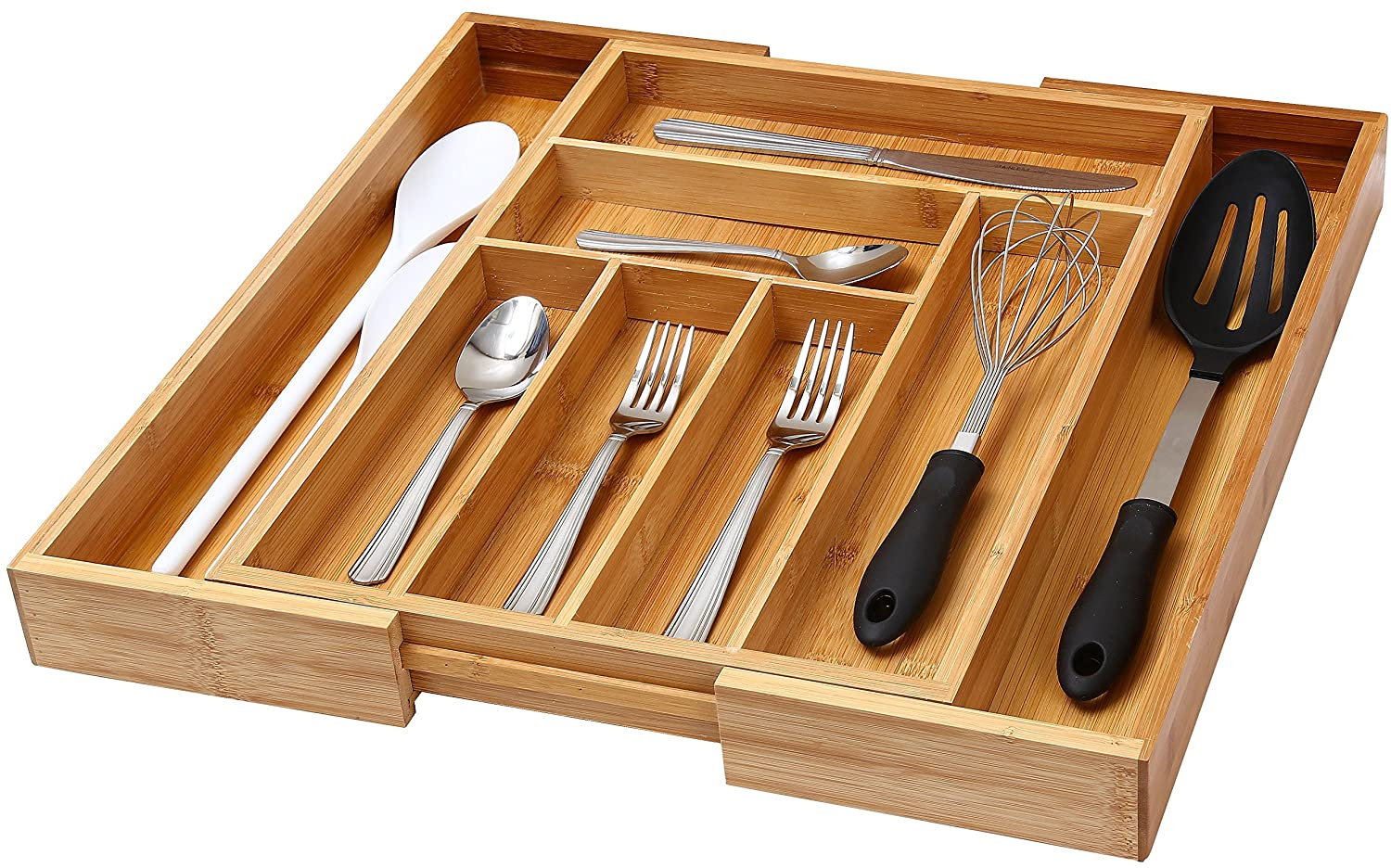flatware the trays s organizers home kit starter silverware bl feb kitchen drawer model organizer utensil bamboo holders utensils
