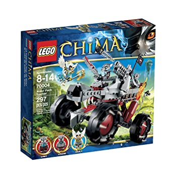 Amazon Lego Chima Wakz Pack Tracker 70004 Toys Games