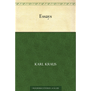 Essays (German Edition)