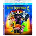 Hotel Transylvania 2 on 3D Blu-ray