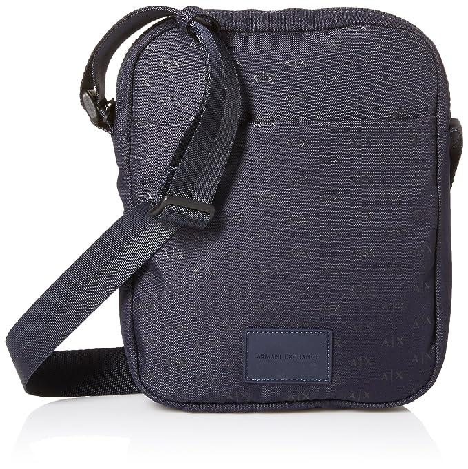 ef05927a32e5 Armani exchange cross body bag bolso hombre azul navy jpg 679x681 Armani  exchange cross body bag