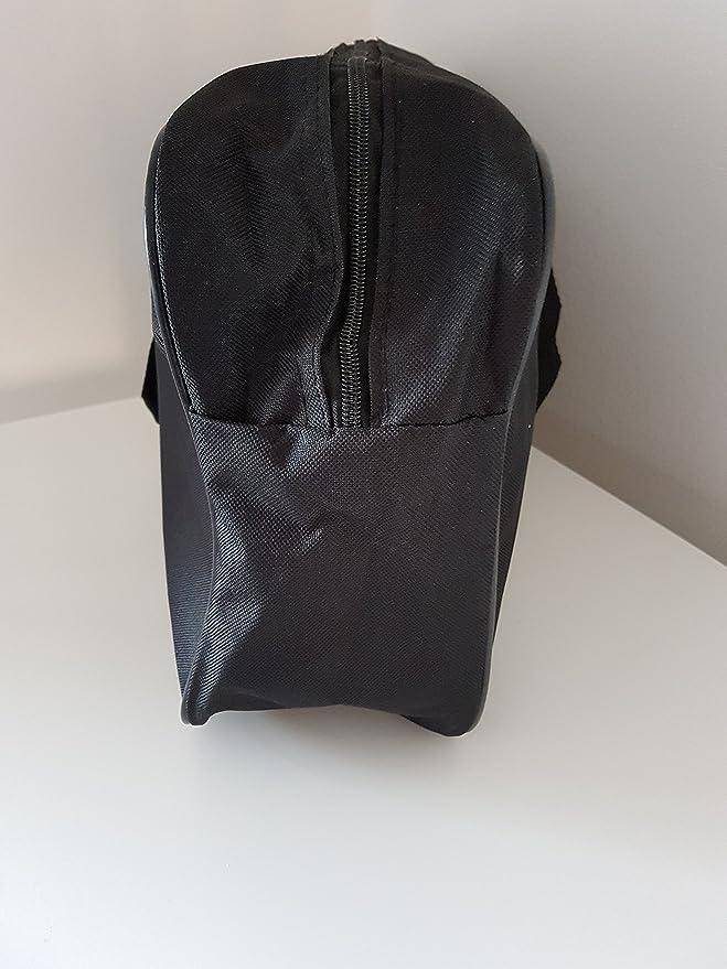 Unbekannt Racing Systems Black Economy Extra Stark Nylon Kennzeichentasche Zulassungstasche Nummernschildtasche Schildertasche Auto