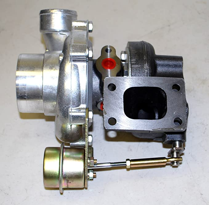 Amazon.com: Turbo Charger GT28 GT2870 Internal Wastegate .64 A/R .86Exhaust Water/Olil: Automotive