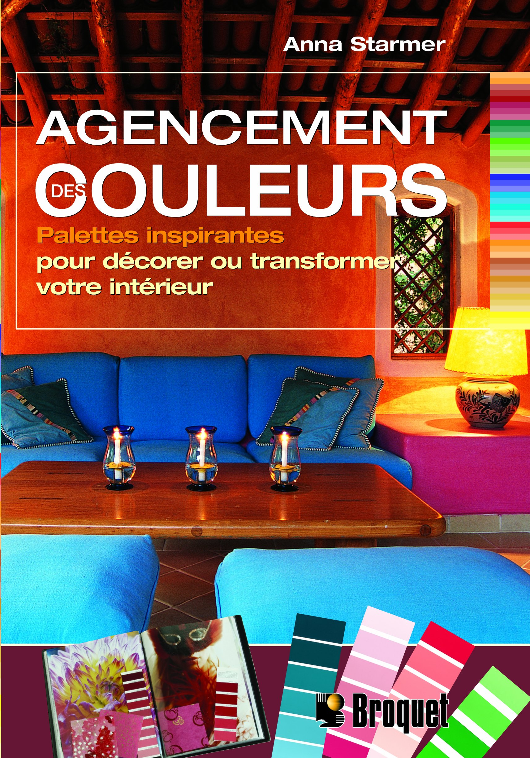 Agencement Des Couleurs 1 (French) Spiral Bound U2013 Feb 23 2006