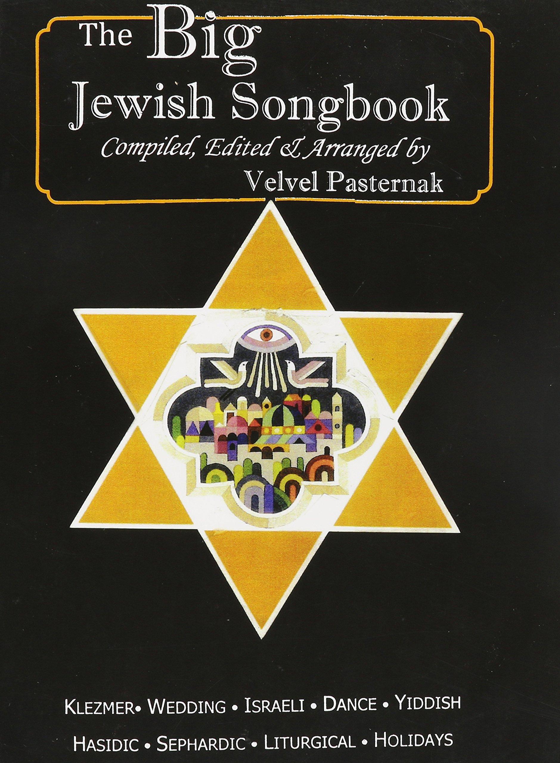 The Big Jewish Songbook