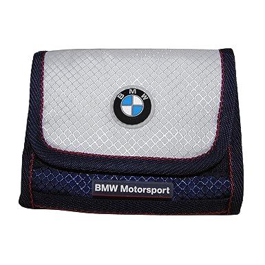 puma bmw motorsport wallet (blue)