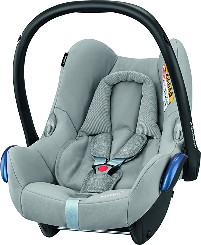 Bébé Confort CabrioFix - Silla de coche, grupo 0+, color azul ...