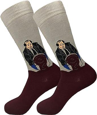 Kevin's Famous Chili Dress Socks Kevin Malone Socks Funny Socks