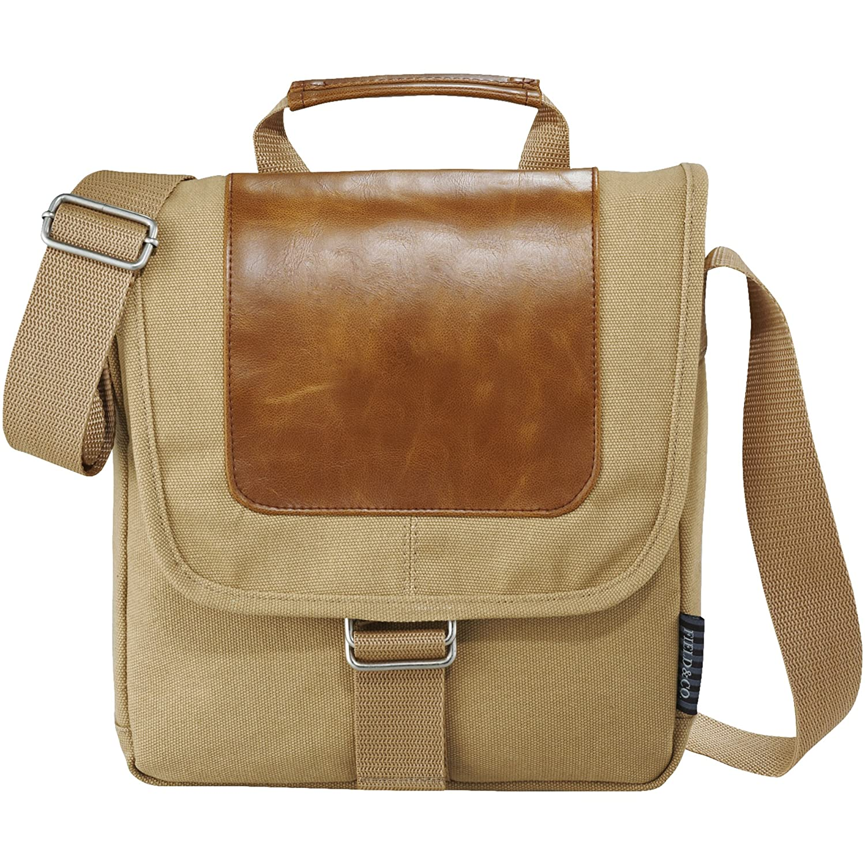 Field /& Co Cambridge Tablet Messenger Bag