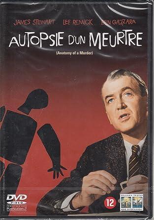 Anatomie eines Mordes [1959] [DVD]: Amazon.de: James Stewart, Lee ...