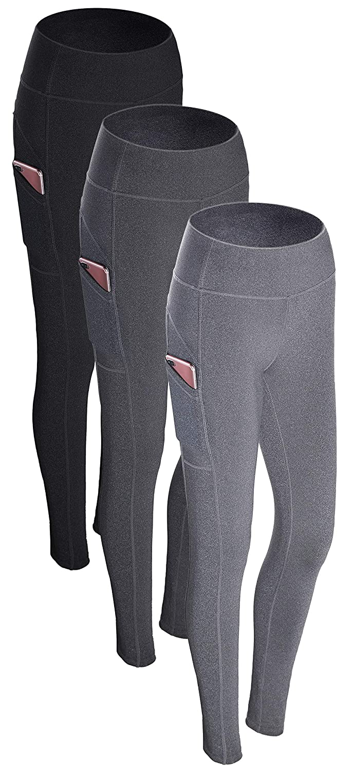 6f31f5be91 Amazon.com: RUNNING GIRL Women Sexy Butt Lifting Yoga Pants with Pockets  Push Up Leggings High Waist Workout Leggings for Running: Clothing