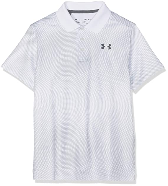 Under Armour Performance Polo Novelty, Niños: Amazon.es: Ropa y ...