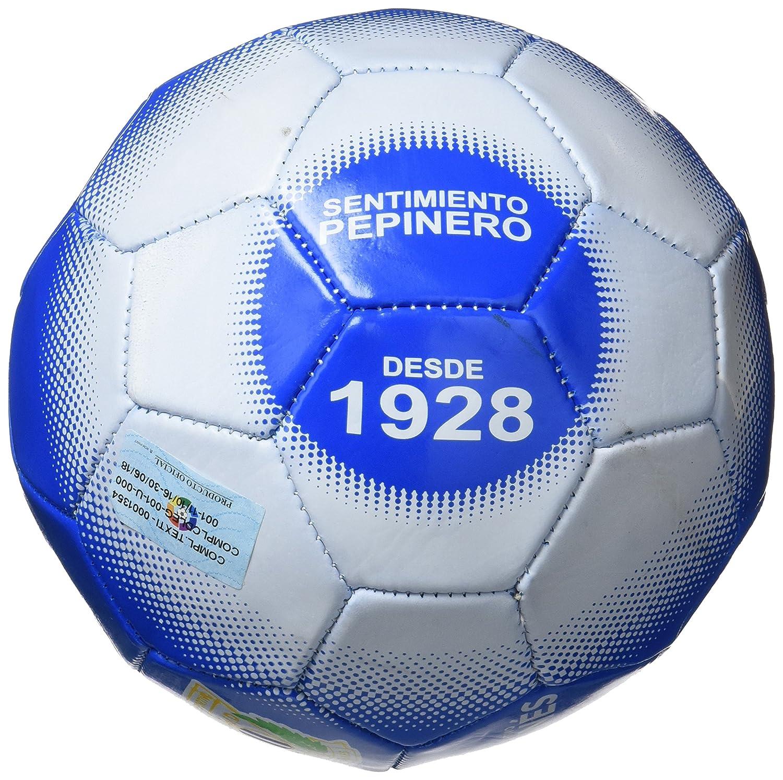 CD Leganés Balleg Balón, Blanco/Azul, 2: Amazon.es: Deportes y ...