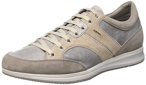 Geox Avery B amazon-shoes grigio Éxito De Ventas Para La Venta 0YvG5