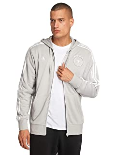 adidas Herren Statement Hooded Sweat Jacket DFB Kapuzenjacke