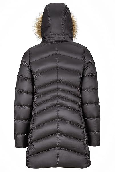Marmot Montreal Abrigo de Plumón, Mujer, Aislamiento térmico 700 FPD: Amazon.es: Deportes y aire libre