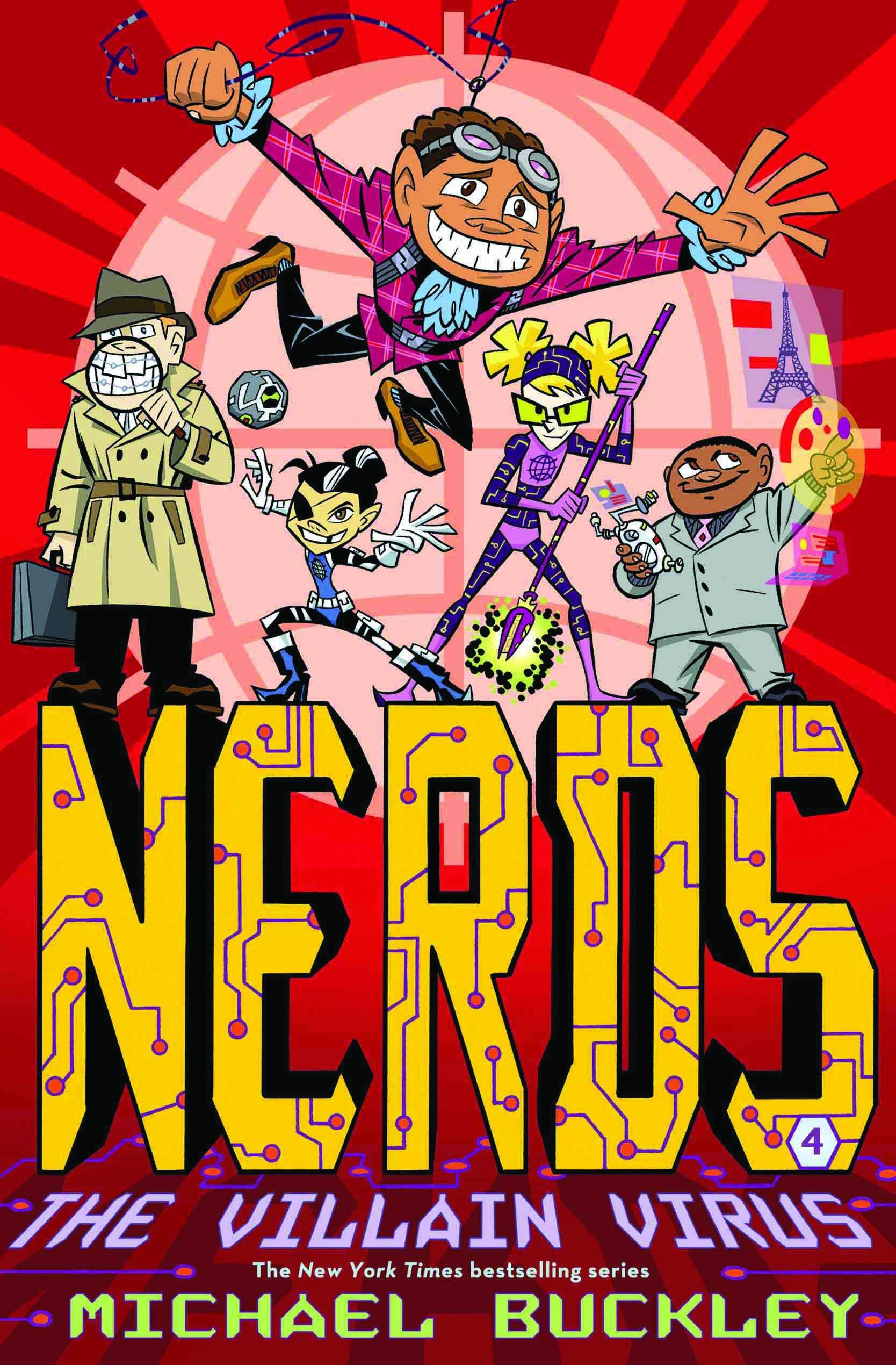 The Villain Virus (NERDS Book Four) PDF