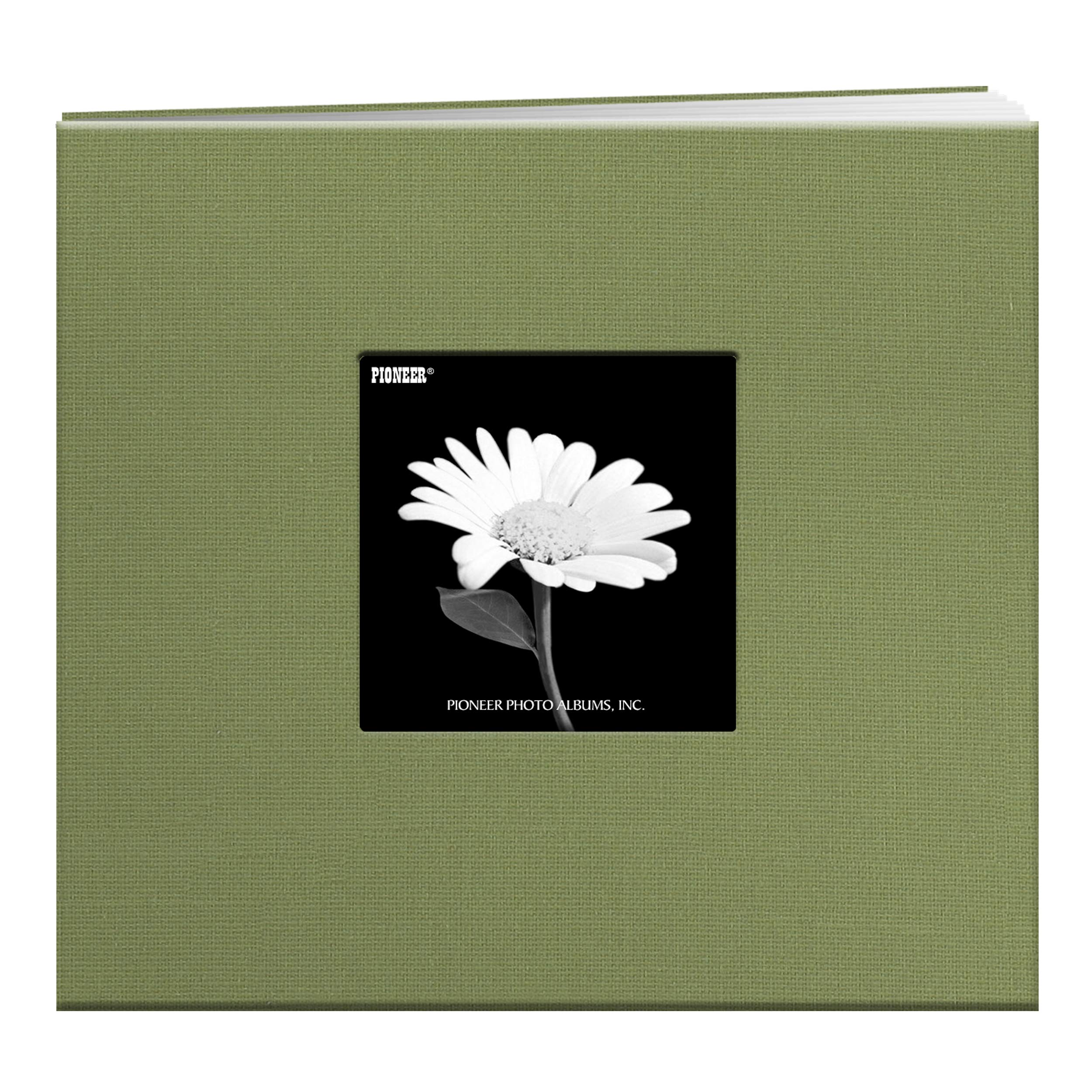 Pioneer Post Bund Top Loading Page Protectors with White Inserts 8.5 by 11-Inch 5-sheets each 3-Pack