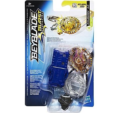 Beyblade Burst Starter Pack - Anubion A2: Amazon.es: Juguetes y juegos