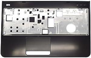 Nodalin New Original For DELL inspiron 15R M5110 N5110 M511R Keyboard Cover Palmrest Shell DP/N : 0DRHPC