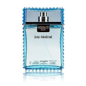 Amazoncom Versace Eau Fraiche Eau De Toilette Spray 100ml33oz