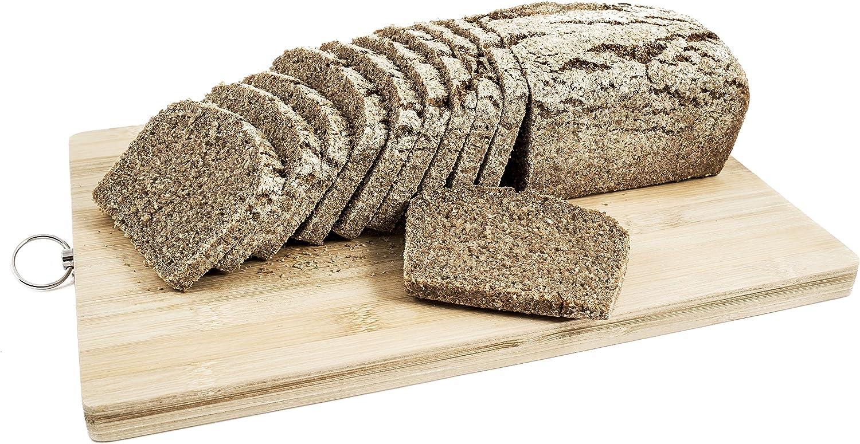Pan ecológico artesanal con masa madre en horno de leña. Sabor tradicional exquisito. Envío GRATIS 24h. (Pack degustación): Amazon.es: Alimentación y bebidas