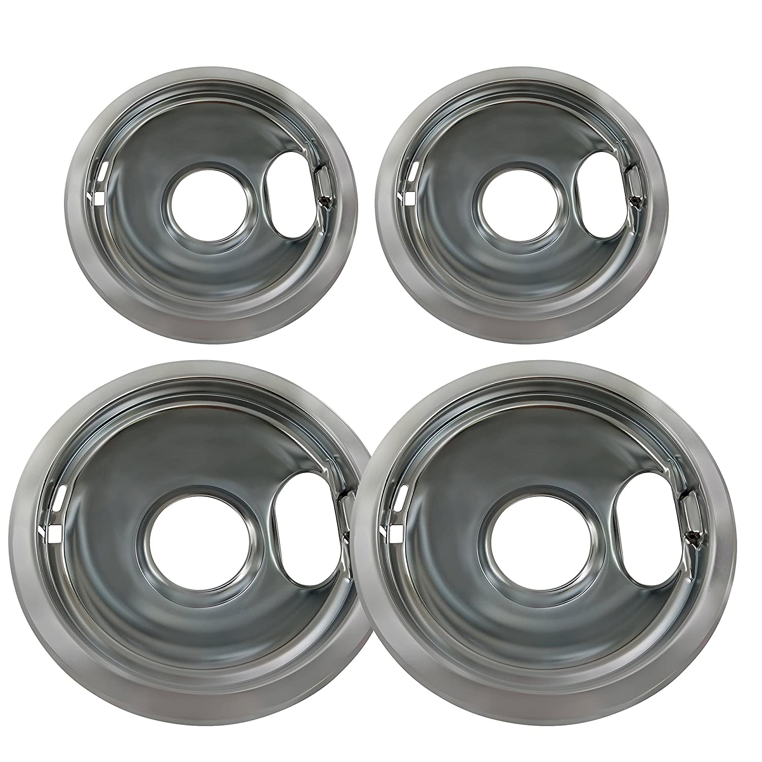 4 Pack Replacement For Whirlpool W10278125 Electric Range