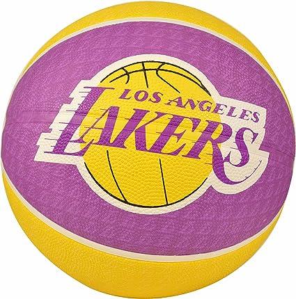 Spalding NBA Los Angeles Lakers Logo de jugadores y del equipo de ...