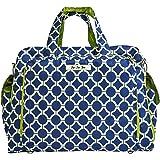 Ju-Ju-Be Classic Collection Be Prepared Diaper Bag, Royal Envy