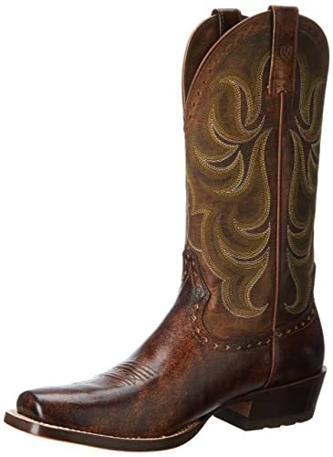 Amazon.com | Ariat Men's Turnback Western Cowboy Boot | Western