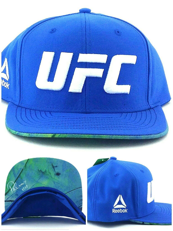 Reebok UFC Nueva MMA Brittney Palmer Azul Blanco XOXO Combatientes ...