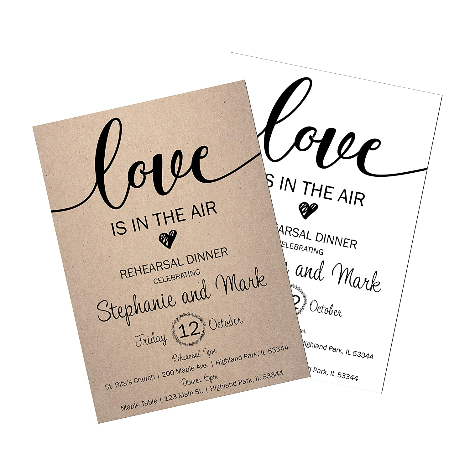 Congratulations NCSMEM2013033 Love is in the Air Anniversary Champagne Party Invitations Wedding Set of 6 NOTE CARDS Engagement