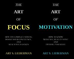 The Art of Focus (2 Book Series) by  Art Lieberman