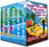 Happily Ever After Sweet Romance Box Set Books 1-5:  Last Chance Motel, Gasping For Air, Siren's Call, Hard Landing, Mermaid's Carol: Last Chance For Love Series