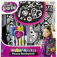 Cra-Z-Art Shimmer N Sparkle Color Your Own Backpack