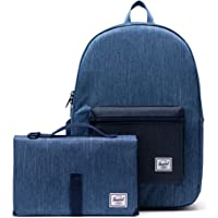 Herschel Baby Settlement Sprout Backpack, Faded Indigo Denim, One Size