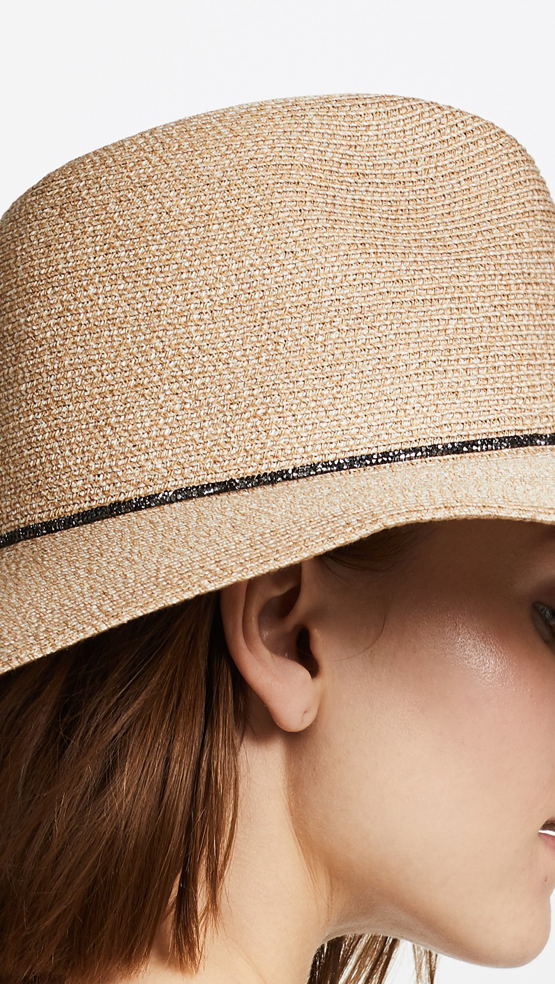 Eugenia Kim Women's Emmanuelle Beach Hat, Sand, One Size by Eugenia Kim (Image #4)