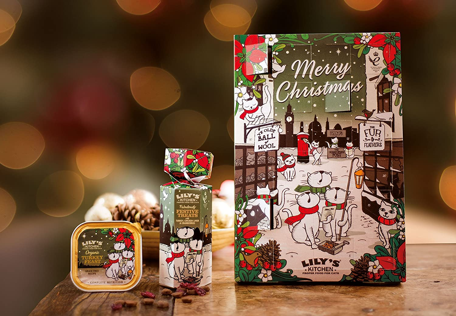 Lily S Kitchen Advent Calendar