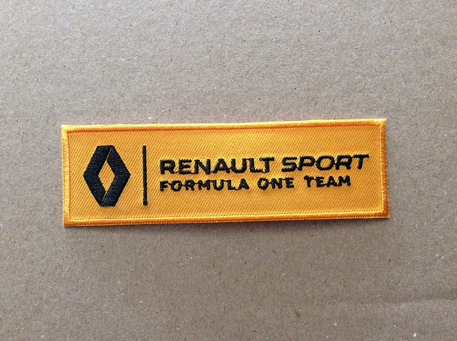 ECUSSON PATCHES AUFNAHER TOPPA THERMOCOLLANT RENAULT SPORT 2