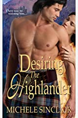 Desiring The Highlander (McTiernay Brothers Book 3) Kindle Edition