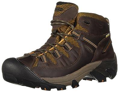 063148673ba KEEN Men s Targhee II Mid Waterproof Hiking Boot