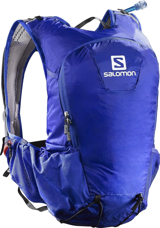 [サロモン] ランニングバッグ SKIN PRO 15 SET L37996100 B01E712XN4Blue Yonder