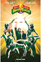 Mighty Morphin Power Rangers Vol. 3 Kindle Edition