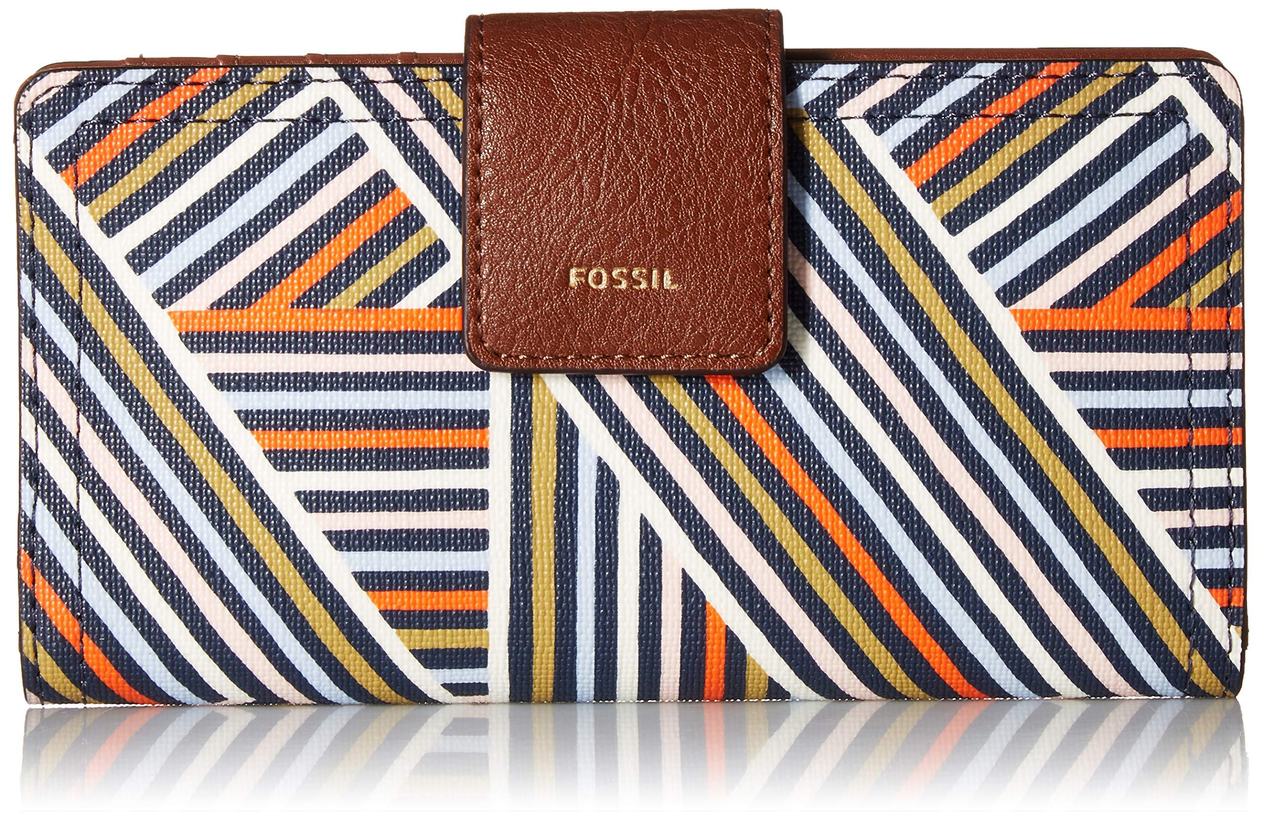 Fossil Logan RFID Tab Wallet, Multi by Fossil (Image #1)
