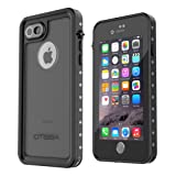 Amazon Price History for:iPhone 7 Plus Waterproof Case, OTBBA Underwater Cover Full Body Protective Shockproof Snowproof Dirtproof IP68 Certified Waterproof Case for iPhone 7 Plus(5.5inch)