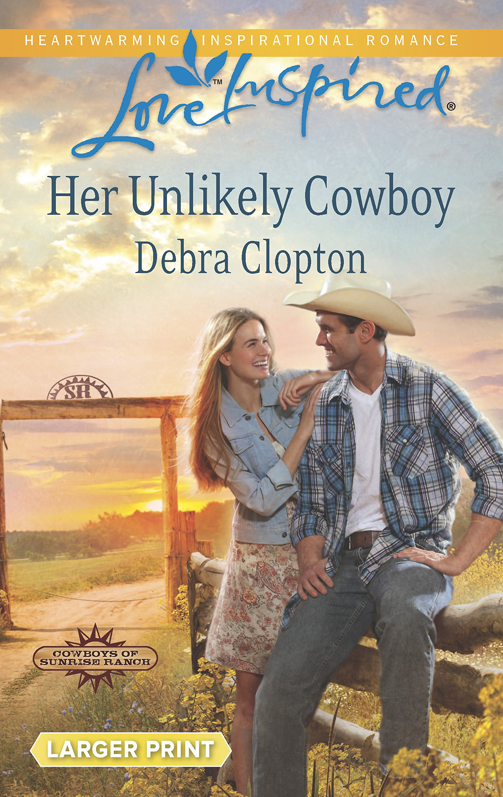Download Her Unlikely Cowboy (Cowboys of Sunrise Ranch) ebook