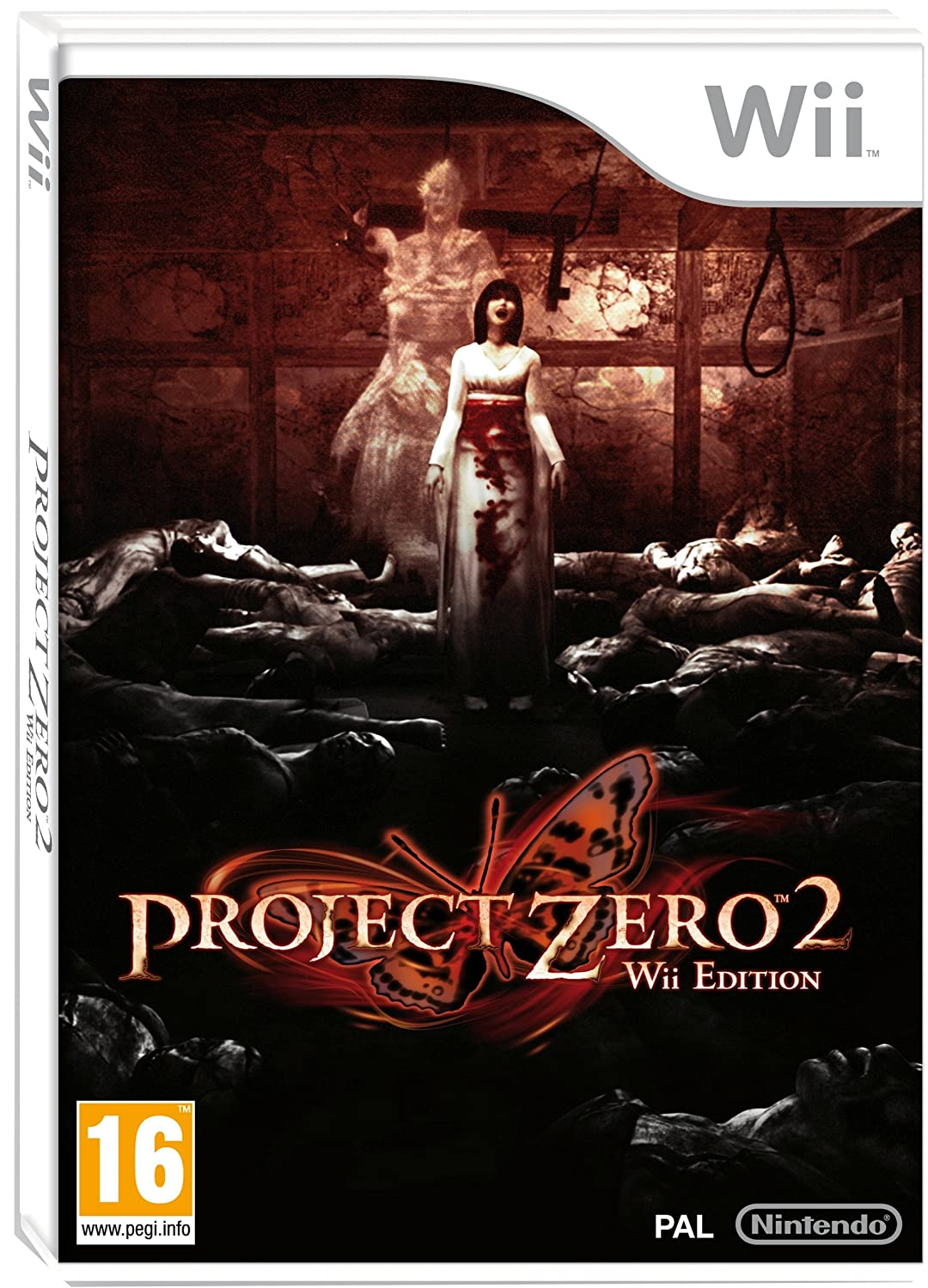 Amazon.com: NINTENDO PROJECT ZERO 2 WII EDITION: Video Games