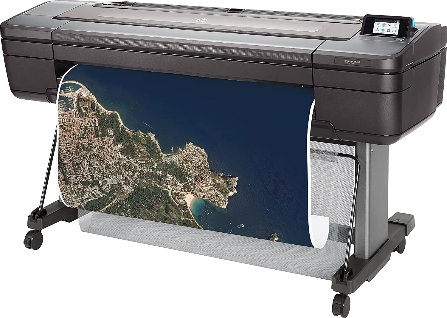 HP Designjet Z6 44-in Postscript Impresora de Gran Formato Color ...