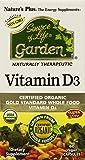 Nature's Plus Sol Garden Vit D3 5000 IU Tablets, 60 Count