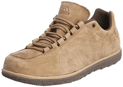 chaussure marron de marche adidas homme